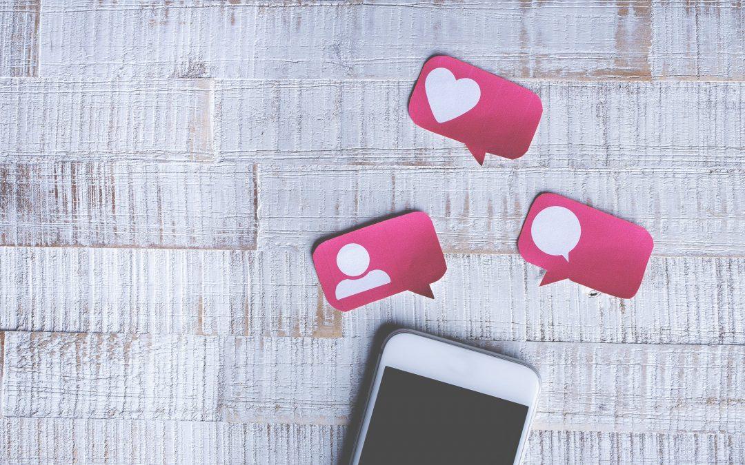 ¿Cómo conecto con mi comunidad en redes sociales durante el coronavirus?